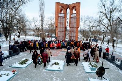 17 января - День освобождения Коротояка от немецко - фашистских захватчиков