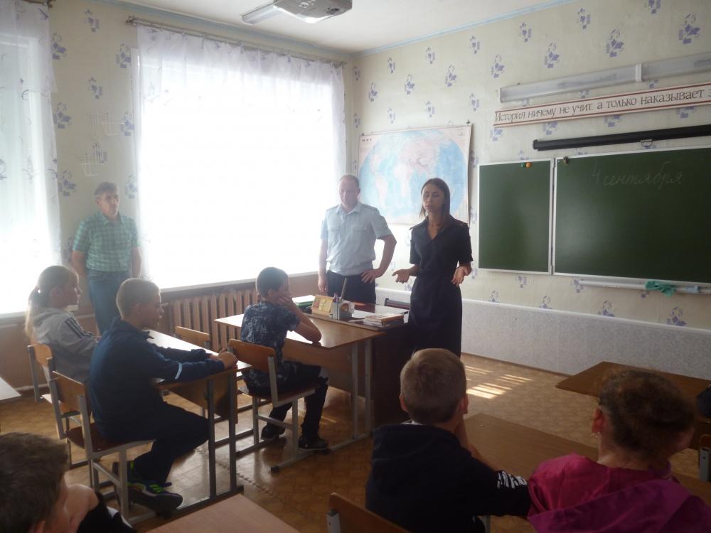 Нижнекаменский СДК провел урок гражданственности «Терроризм не знает границ»