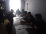21 марта 2019 года проведено заседание территориальной комиссии по профилактике правонарушений в Куйбышевском сельском поселении, в котором приняли участие: члены комиссии, приглашены соц.педагоги.