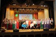 Мы победители  районного фестиваля «Поёт село родное»