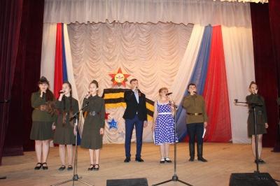 09.05.19г. состоялся праздничный концерт в СДК с.Кухаривка