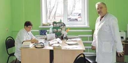 В Козловской амбулатории закончили ремонт