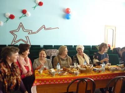 14/03/2019 прошло заседание женского совета п. Епифань