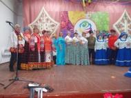 Артисты Гороховского центра культуры выступили на фестивале народного творчества «Беседушка»