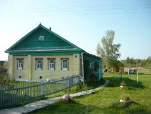 Деревня Сырнево