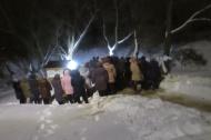 Праздник «Крещение Господне» в селе Краснолипье