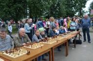 Межрайонный шахматный турнир, посвященный Дню города