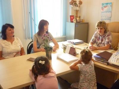 30/08/2018 встреча с гражданами по личным вопросам