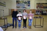 13 января в СК «СпортГрад» состоялись соревнования по армспортусреди женских