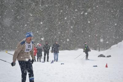 Итоги закрытия сезона лыжных гонок
