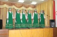 Поездка скорорыбцев в Россошанский  район с ответным концертом