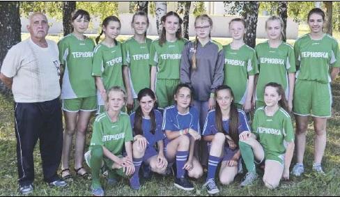 Терновские футболистки стали призёрами и победителями регионального этапа всероссийского турнира «Кожаный мяч»