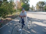 "Акция ""На работу на велосипеде"""