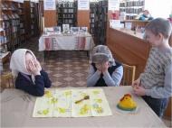 13 декабря прошёл единый день открытия Года театра в Новониколаевской сельской библиотеке