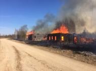 Виновные в нарушении требований пожарной безопасности будут наказаны