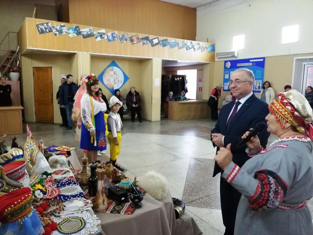 День народного единства в р.п. Таловая
