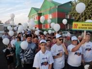 Праздничные мероприятия в честь 90 летия района