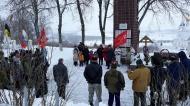 13/12/2018 Епифанцы отметили 77-ю годовщину освобождения посёлка от немецко-фашистских захватчиков. В этот день 1941 года войска вермахта были выбиты из Епифани и покинули пределы Кимовского района Тульской области.