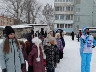 23 декабря на территории школьного сада прошел спортивно-игровой праздник «Здравствуй, зима»