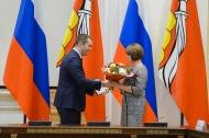 Село Мамоновка стало победителем ежегодного публичного конкурса