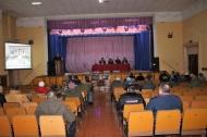 отчетное собрание о результатах работы администрации Песковского сельского поселения за 2018 год и задачах на 2019 год.
