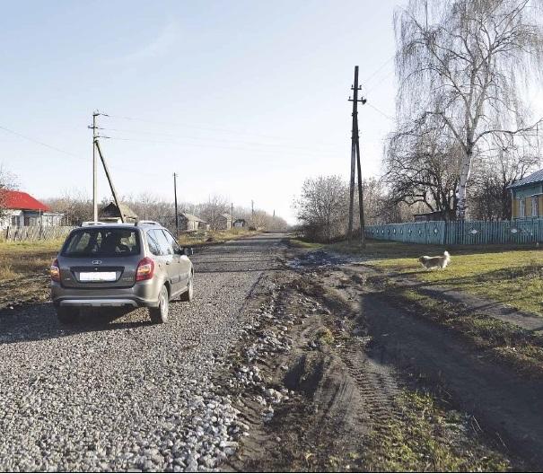 В Новокирсановке благоустроили улицу