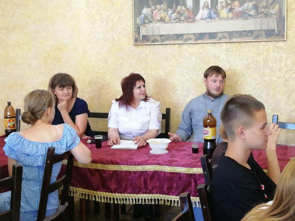 """Круглый стол """"Православие и закон"""""""