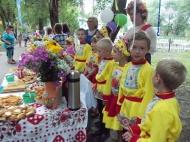 28 июля 2018 г. в Гороховском сельском поселении впервые прошёл фестиваль «Русский чай».