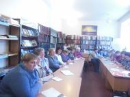 16 октября 2018 года в читальном зале Каширской районной межпоселенческой центральной библиотеки состоялся семинар библиотечных работников