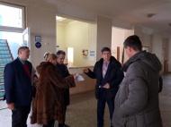 4 декабря состоялось планерное совещание по вопросу улучшения теплоснабжения ДК «Степь»