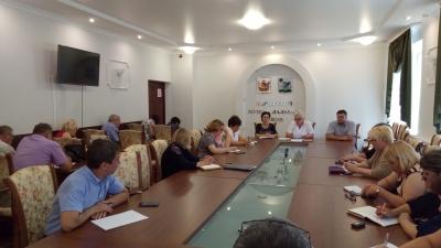 04.06.2018г. состоялось совещание с руководителями образовательных организаций района