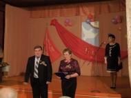 Вручение юбилейных медалей «За доблестный труд  в  годы Великой Отечественной войны 1941-1945 г.г.»