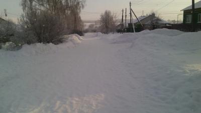 Содержание дорог в н/п Муравлянка