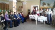 «Мы в русской избе» - посиделки, знакомство с народным бытом, русскими традициями, фольклором