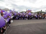 Годовщине Великой Победы 8 и 9 мая были посвящены торжественные мероприятия в Залуженском сельском поселении.