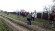 В Воробьевском поселении проходят весенние субботники