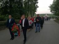 22 июня 2018 года, в День Памяти и Скорби, товарковцы собрались у стелы «Никто не забыт».