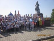 Мы - наследники Великой Победы! Мероприятия Великоархангельского сельского поселения на 9 мая