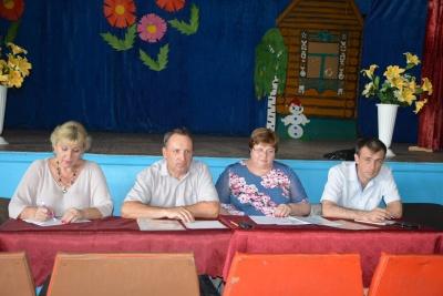 Встреча с жителями Краснологского сельского поселения