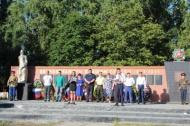 21-22 июня 2018 года в с. Каширское состоялась областная патриотическая акция «Венок памяти», приуроченная ко Дню памяти и скорби