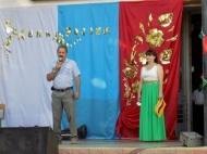 Праздничный концерт, посвященный независимости России