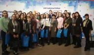 Участие делегации учащихся Каширского муниципального района  в  IV  Форуме одаренных детей Воронежской области