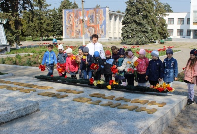 Экскурсия к мемориалу Воинской славы