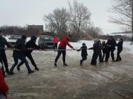 В Стадницком поселении прошли настоящие народные гуляния,  посвященные проводам русской зимы и последнему дню Масленицы