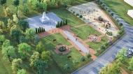 """Дизайн-проект парка по программе """"Комфортная городская среда"""""""