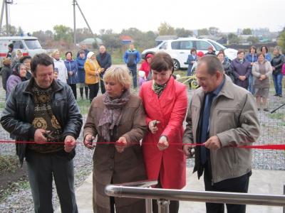 9 октября 2017 года в Старинском сельском поселении состоялось торжественное открытие фельдшерско – акушерского пункта