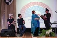 Артисты из п.Участок № 4 приняли участие в открытии Года Театра