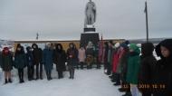 Торжественные мероприятия, посвященные 76 годовщине освобождения правобережья Дона