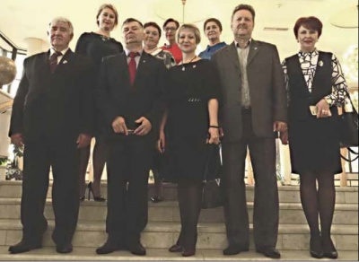 Бывшие комсомольцы собрались в Воронеже
