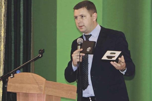 Жители района встретились с представителями областного центра поддержки предпринимательства